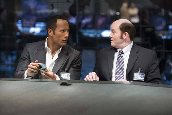 Agente 86 : Foto David Koechner, Dwayne Johnson