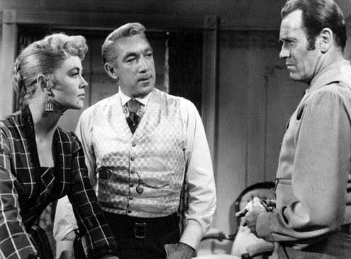 Minha Vontade é Lei: Henry Fonda, Anthony Quinn, Edward Dmytryk, Dorothy Malone