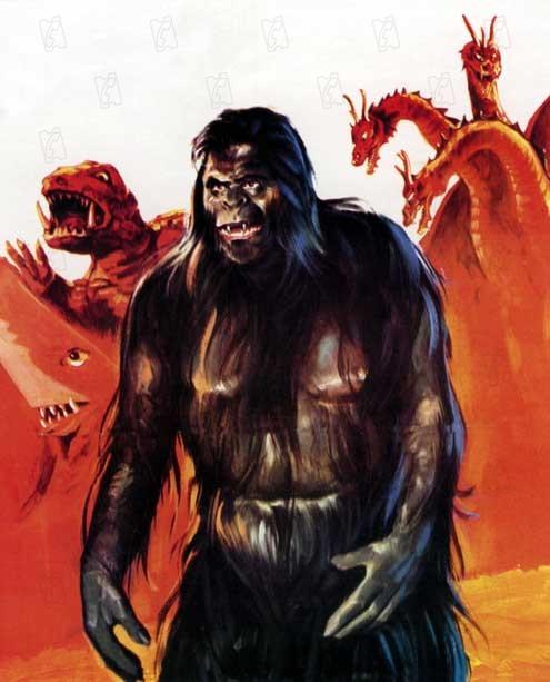 King Kong vs. Godzilla : Foto Ishirô Honda