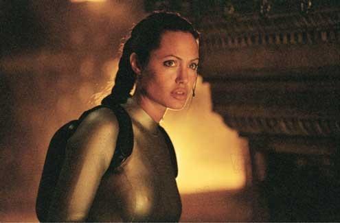 Lara Croft: Tomb Raider : Foto Angelina Jolie, Jan de Bont