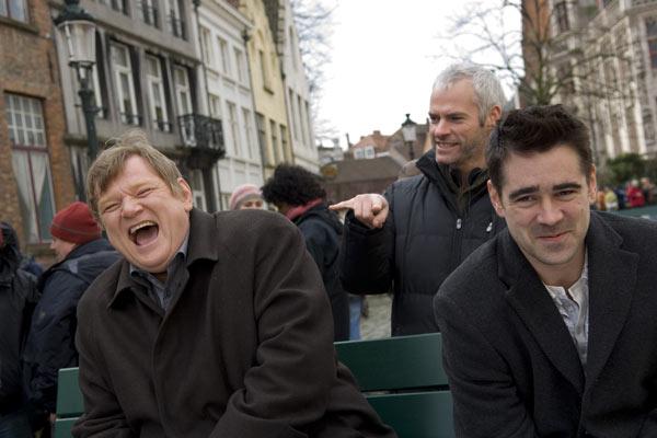 Na Mira do Chefe : Foto Brendan Gleeson, Colin Farrell, Martin McDonagh