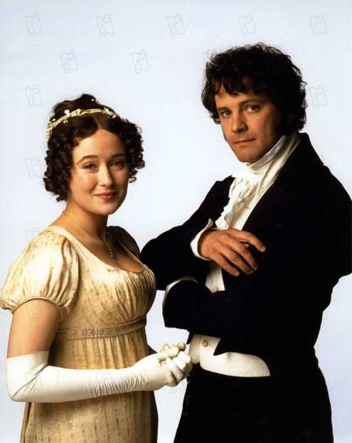 Pride and Prejudice : Photo Colin Firth, Jennifer Ehle, Simon Langton
