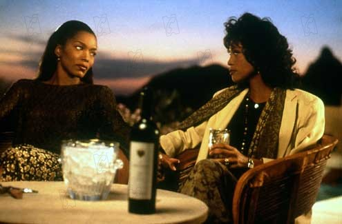 Falando de Amor: Angela Bassett, Whitney Houston, Forest Whitaker