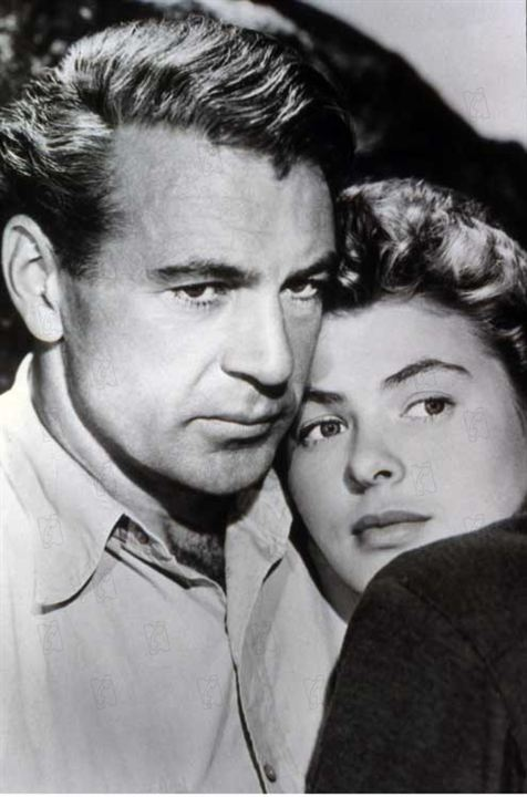 Por Quem os Sinos Dobram : Foto Gary Cooper, Ingrid Bergman, Sam Wood