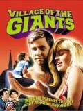 A Cidade dos Gigantes : Poster