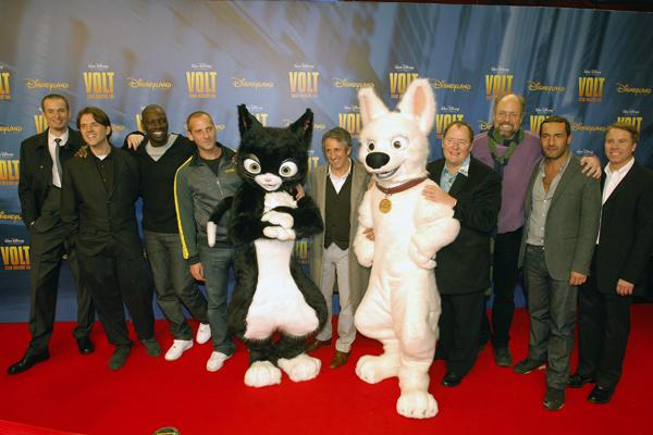 Bolt - Supercão : Vignette (magazine) Byron Howard, Chris Williams, Clark Spencer, Fred Testot, Gilles Lellouche
