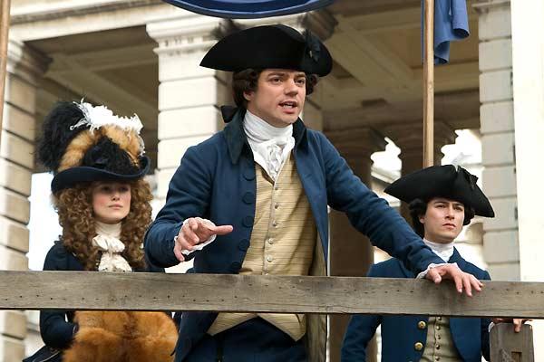 A Duquesa : Foto Dominic Cooper, Keira Knightley, Saul Dibb
