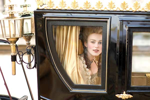 A Duquesa : Foto Keira Knightley, Saul Dibb