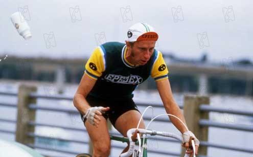 Le Vélo de Ghislain Lambert : Foto Benoît Poelvoorde
