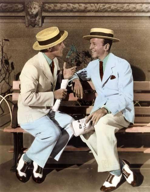 Ziegfeld Follies : Foto Fred Astaire, Gene Kelly