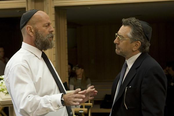 Fora de Controle : Foto Bruce Willis, Robert De Niro