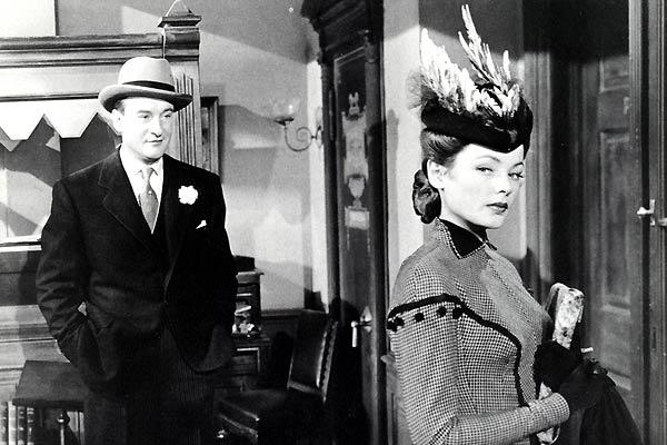 O Fantasma Apaixonado : Foto Gene Tierney, George Sanders, Joseph L. Mankiewicz