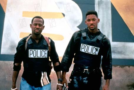 Os Bad Boys : Foto Martin Lawrence, Will Smith