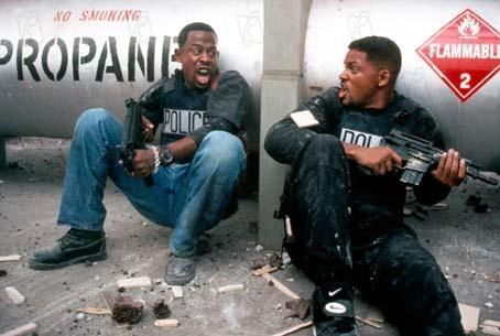 Os Bad Boys : Foto Martin Lawrence, Will Smith