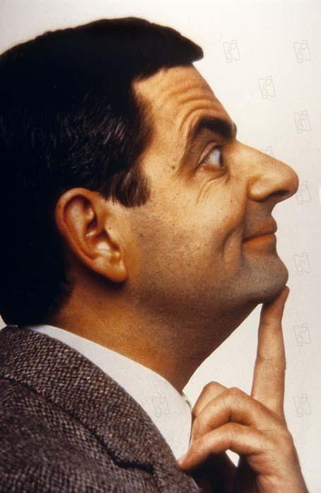 Mr. Bean - O Filme : Foto Mel Smith, Rowan Atkinson