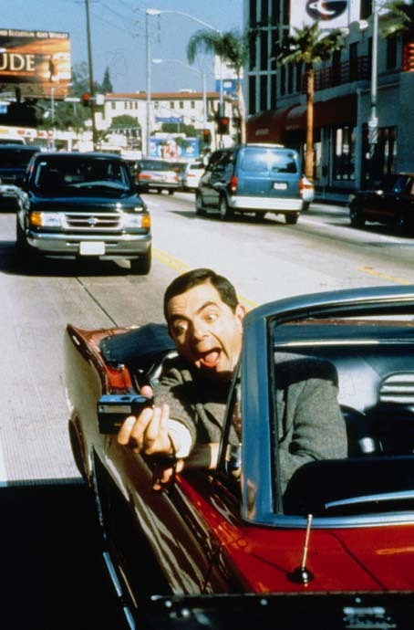 Mr. Bean - O Filme : Foto Rowan Atkinson