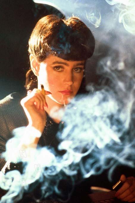 Blade Runner, o Caçador de Andróides : Foto Sean Young