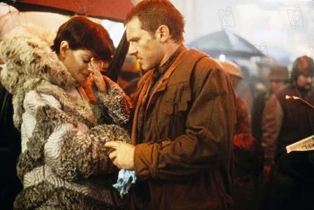 Blade Runner, o Caçador de Andróides : Foto Harrison Ford, Sean Young