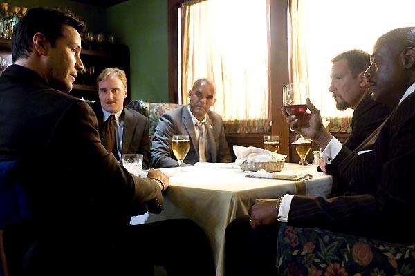 Os Reis da Rua : Foto Amaury Nolasco, Forest Whitaker, Jay Mohr, Keanu Reeves