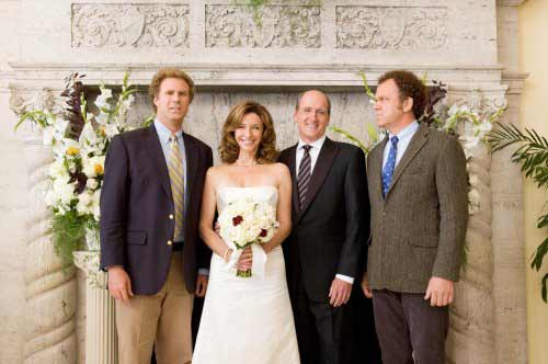 Quase Irmãos : Foto John C. Reilly, Mary Steenburgen, Richard Jenkins, Will Ferrell