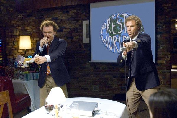 Quase Irmãos : Foto John C. Reilly, Will Ferrell