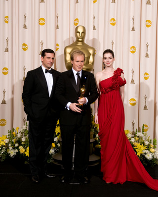 80th Academy Awards : Foto Anne Hathaway, Brad Bird, Steve Carell