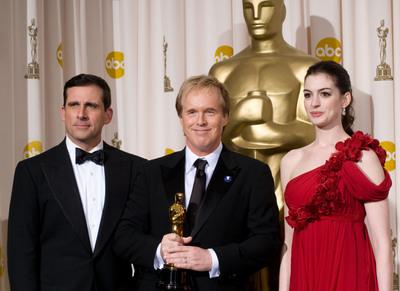80th Academy Awards : Foto Anne Hathaway, Brad Bird, Steve Carell