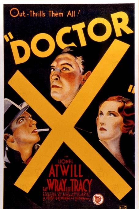 Poster Lionel Atwill, Michael Curtiz
