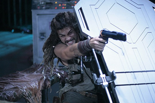 Stargate: Atlantis : Foto Jason Momoa