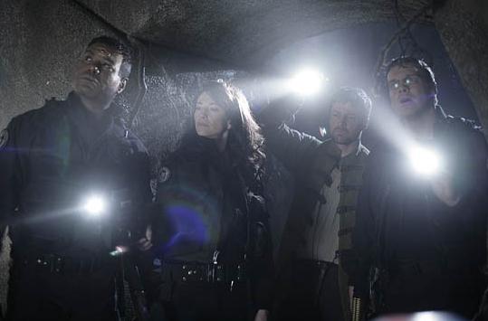 Stargate SG-1 : Foto Ben Browder, Claudia Black