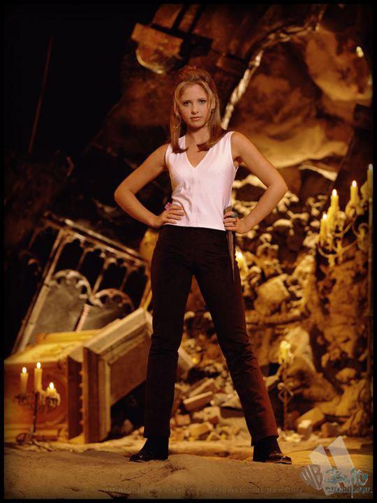 Buffy, a Caça-Vampiros : Foto Sarah Michelle Gellar