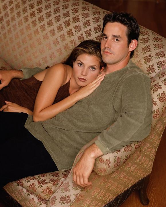Buffy, a Caça-Vampiros : Foto Charisma Carpenter, Nicholas Brendon
