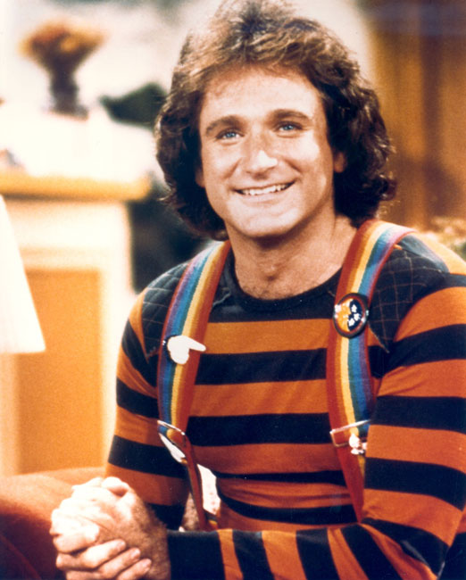 Mork and Mindy : Foto Robin Williams
