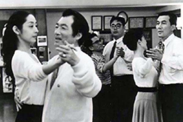 Dança Comigo? : Foto Masayuki Suo