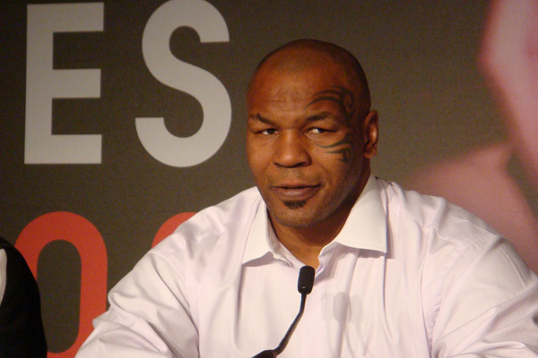 Tyson : Foto James Toback, Mike Tyson