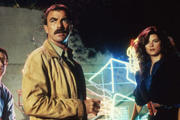 Runaway : Foto Kirstie Alley, Michael Crichton, Tom Selleck