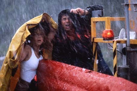 Twister : Foto Bill Paxton, Helen Hunt, Jan de Bont