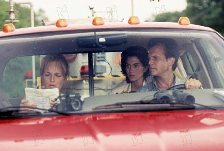 Twister : Foto Bill Paxton, Helen Hunt, Jami Gertz, Jan de Bont