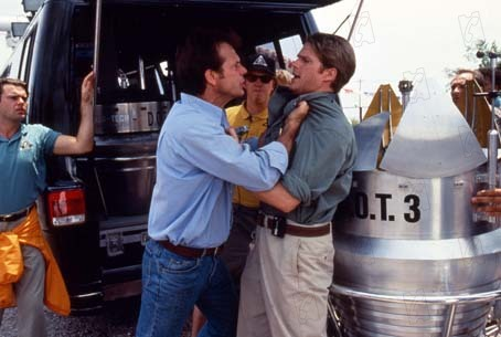 Twister : Foto Bill Paxton, Cary Elwes, Jan de Bont