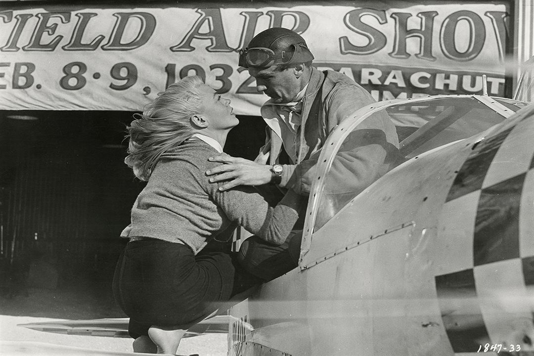 The Tarnished Angels : Foto Dorothy Malone, Douglas Sirk, Robert Stack