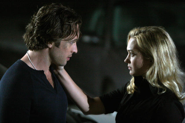 Moonlight : Foto Alex O'Loughlin, Sophia Myles