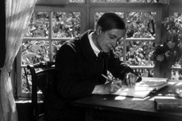 Fantasma : Foto Alfred Abel, F. W. Murnau