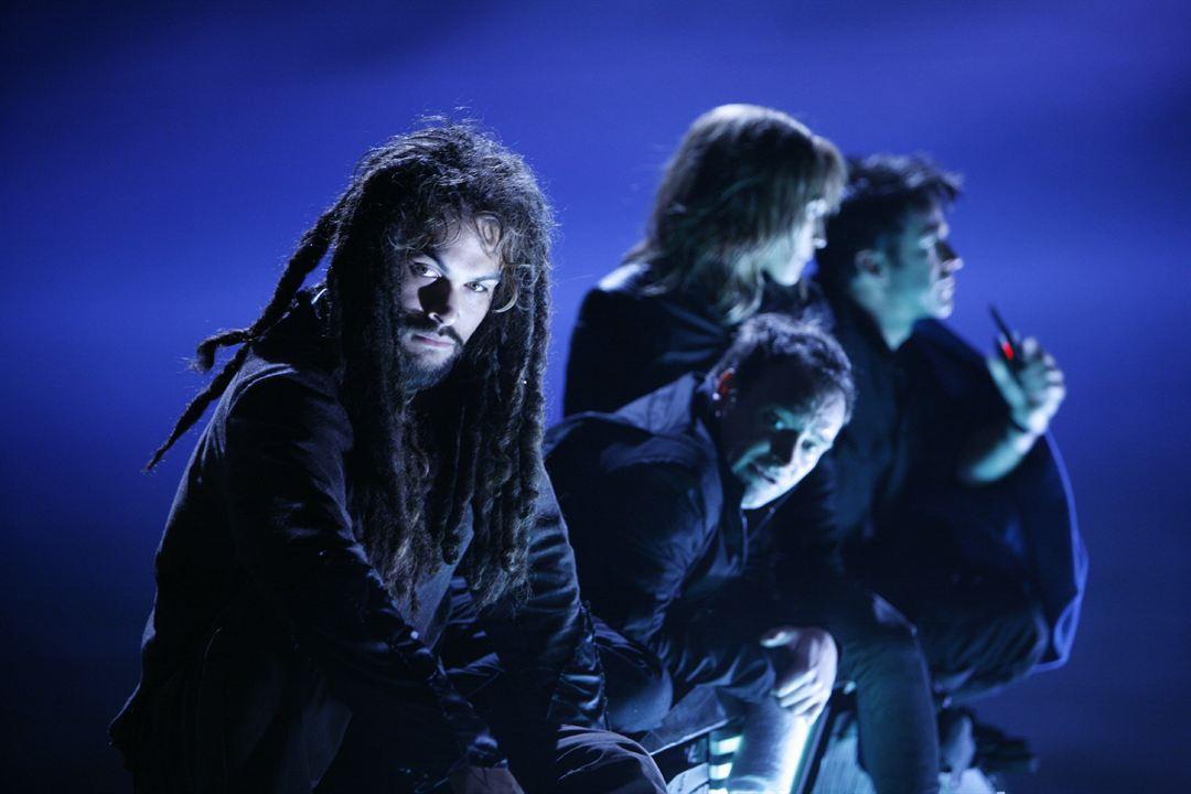 Stargate: Atlantis : Foto David Hewlett, Jason Momoa, Joe Flanigan, Rachel Luttrell