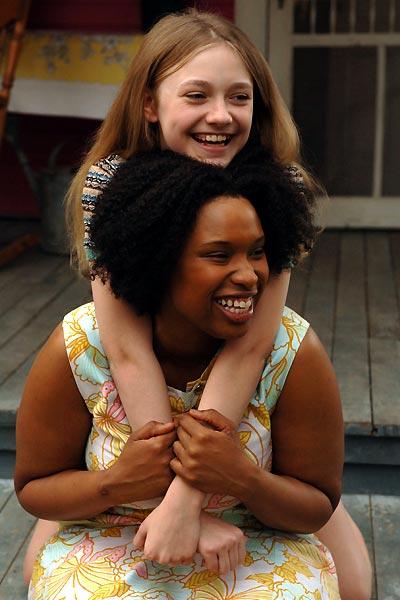 A Vida Secreta das Abelhas : Foto Dakota Fanning, Gina Prince-Bythewood, Jennifer Hudson