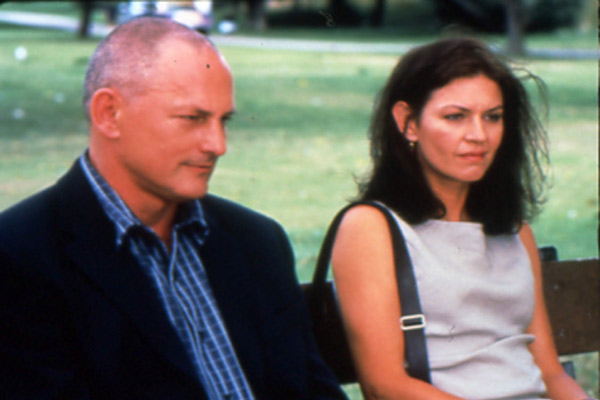 Deadly Appearances : Photo George Bloomfield, Victor Garber, Wendy Crewson