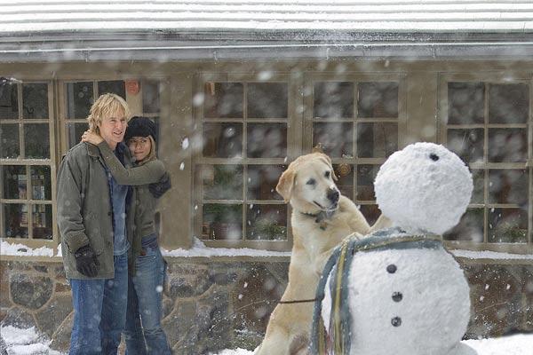 Marley & Eu : Foto David Frankel, Jennifer Aniston, Owen Wilson
