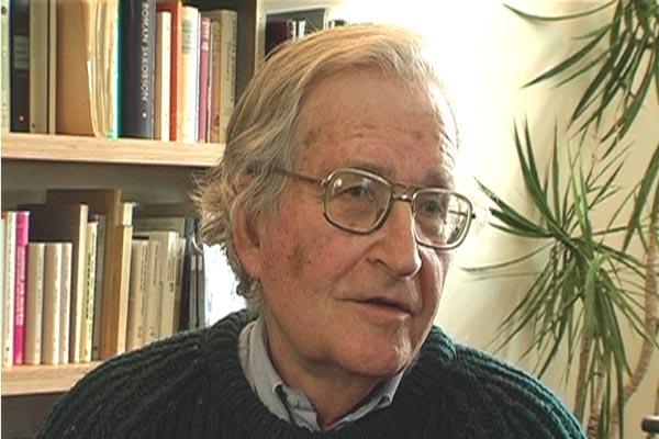 Chomsky & Cie : Photo Daniel Mermet, Noam Chomsky, Olivier Azam