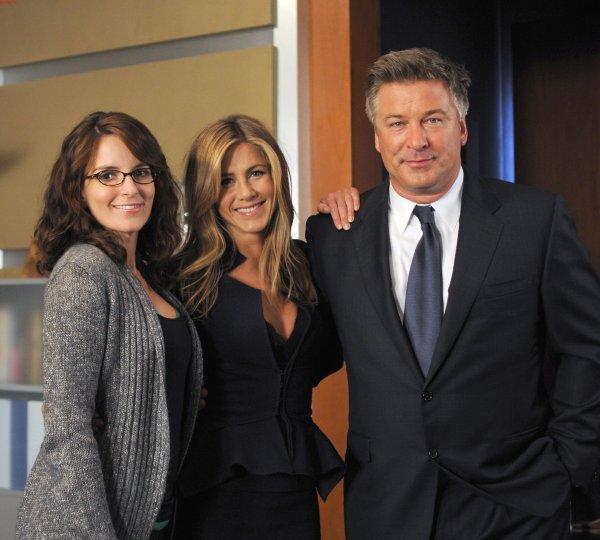 30 Rock : Foto Alec Baldwin, Jennifer Aniston, Tina Fey