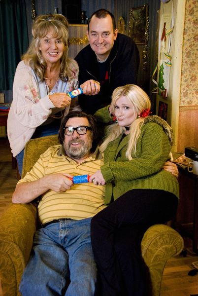 The Royle Family : Foto Caroline Aherne, Craig Cash, Ricky Tomlinson, Sue Johnston
