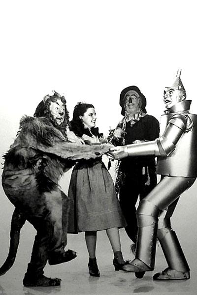 O Mágico de Oz : Foto Jack Haley, Judy Garland, Victor Fleming